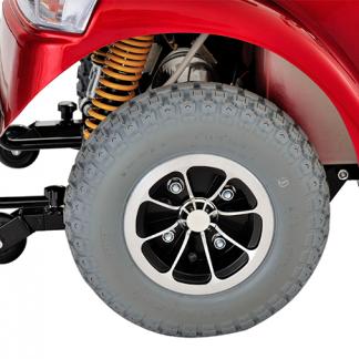 Hjul til el scooter