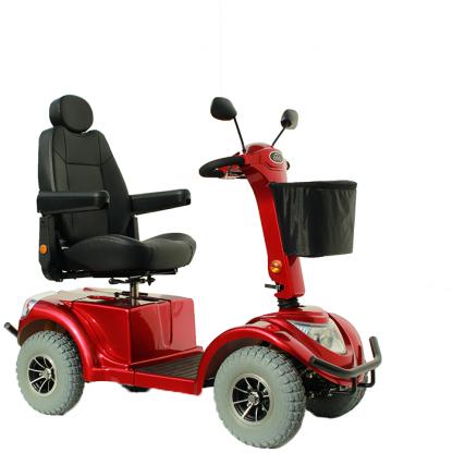 Kraftig el scooter LA 50