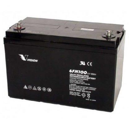 batteri 12v 100ah