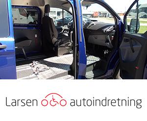 Larsen autoindretning