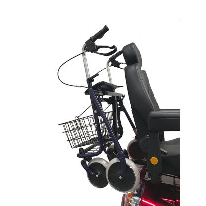 rollatorholder til at hænge bag på el scooter